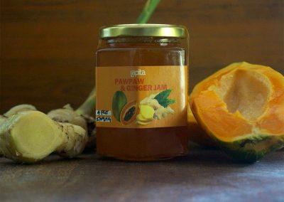 Paw Paw & Ginger Jam