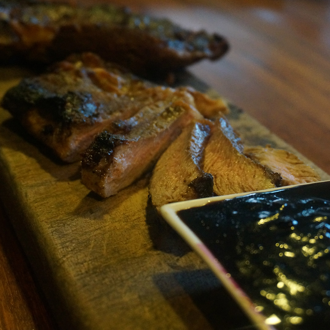 Santo Beef and Tamarind Chutney