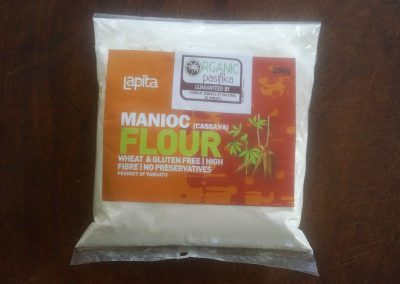 Manoic Flour
