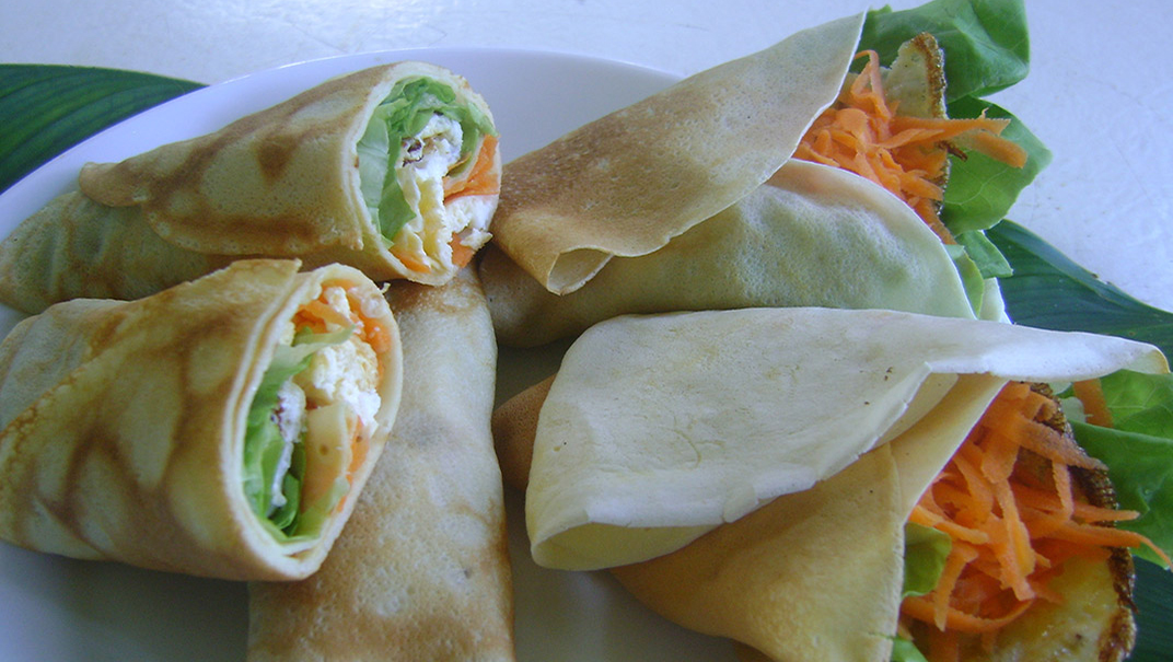 Quick & Easy Manoic Wraps