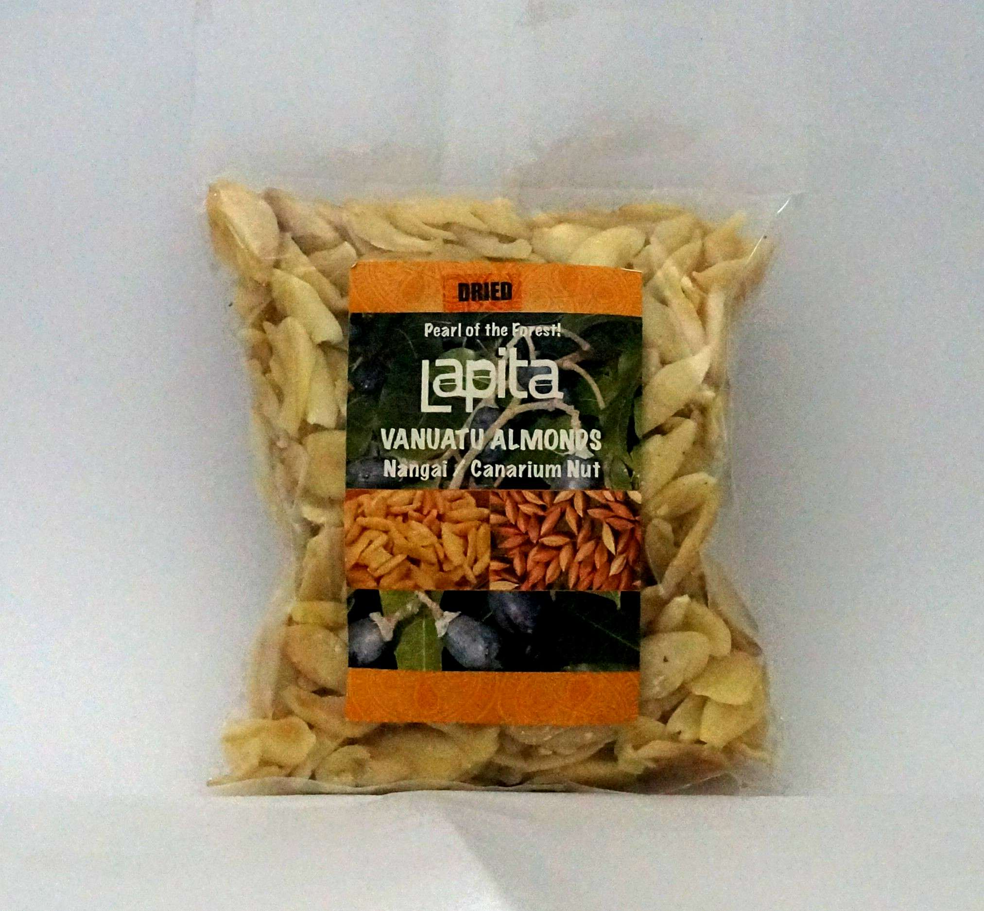 175g Dried Nangai Nuts